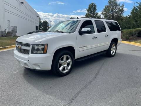 2011 Chevrolet Suburban for sale at Aren Auto Group in Sterling VA