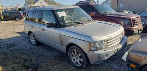 2008 Land rover ,Range rover vogue 2008 for sale at EHE Auto Sales in Marine City MI
