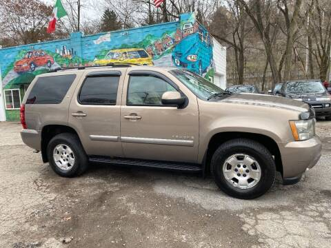2007 Chevrolet Tahoe for sale at Showcase Motors in Pittsburgh PA
