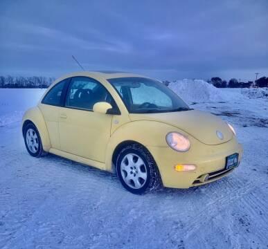 2002 Volkswagen New Beetle for sale at Motorsota in Becker MN