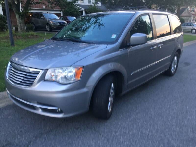 2014 Chrysler Town and Country for sale at Georgia Car Shop in Marietta GA