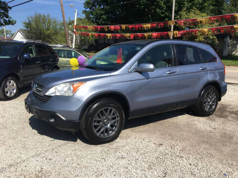 2008 Honda CR-V for sale at Antique Motors in Plymouth IN