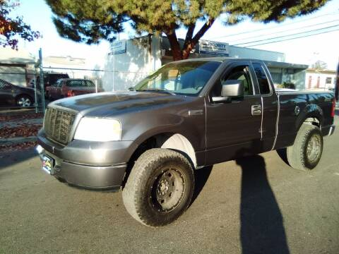2005 Ford F-150 for sale at Larry's Auto Sales Inc. in Fresno CA