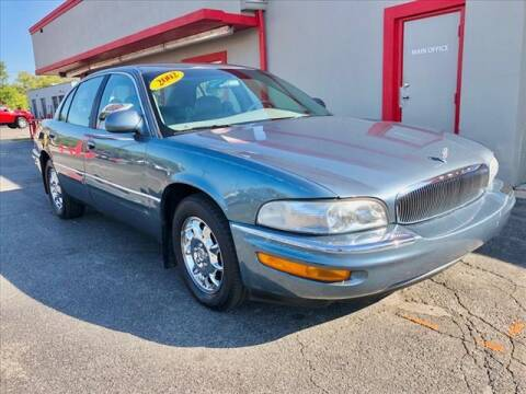 2002 Buick Park Avenue for sale at Richardson Sales & Service in Highland IN