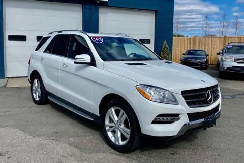 2015 Mercedes-Benz M-Class for sale at Saugus Auto Mall in Saugus MA