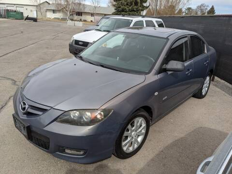 2007 Mazda MAZDA3 for sale at G.K.A.C. in Twin Falls ID
