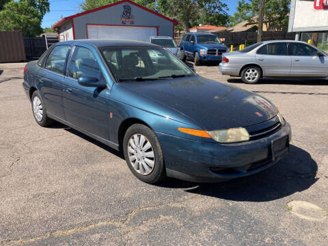 2002 Saturn L-Series for sale at FUTURES FINANCING INC. in Denver CO