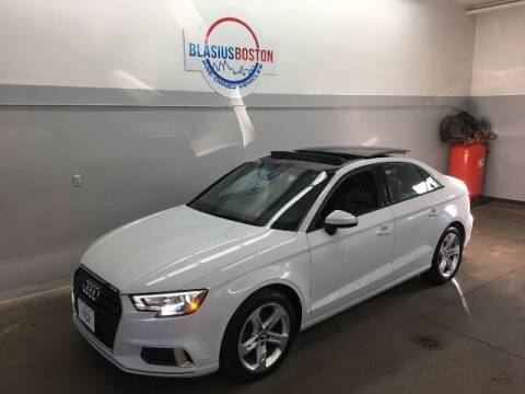 2017 Audi A3 for sale at WCG Enterprises in Holliston MA