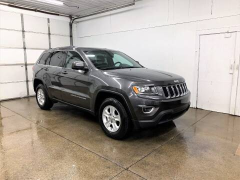 2014 Jeep Grand Cherokee for sale at PARKWAY AUTO in Hudsonville MI