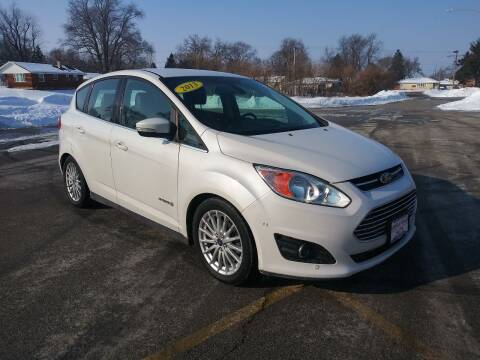 2013 Ford C-MAX Hybrid for sale at Magana Auto Sales Inc in Aurora IL