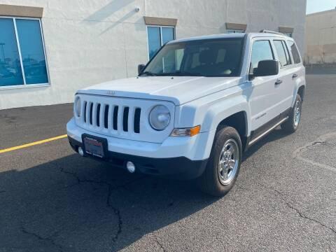 2012 Jeep Patriot for sale at CAR SPOT INC in Philadelphia PA