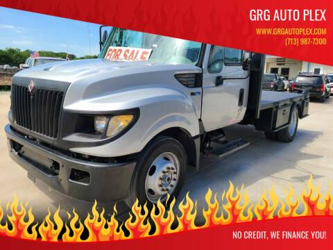 2012 International TerraStar for sale at GRG Auto Plex in Houston TX