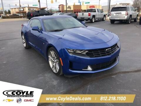 2019 Chevrolet Camaro for sale at COYLE GM - COYLE NISSAN - Coyle Nissan in Clarksville IN