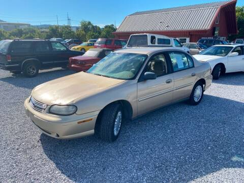 2003 Chevrolet Malibu for sale at Bailey's Auto Sales in Cloverdale VA