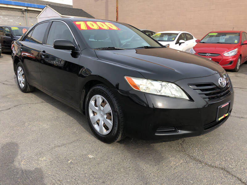 2009 Toyota Camry for sale at Cars 2 Go in Clovis CA