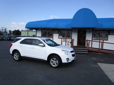 2010 Chevrolet Equinox for sale at Jim's Cars by Priced-Rite Auto Sales in Missoula MT