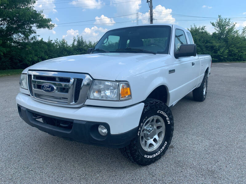 2011 Ford Ranger for sale at Craven Cars in Louisville KY