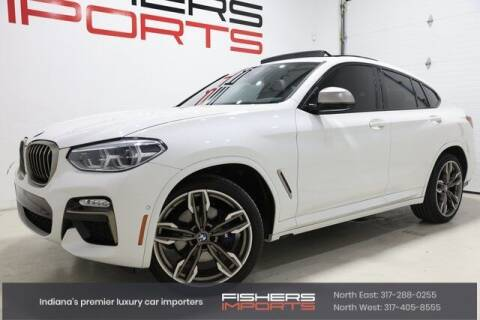 2019 BMW X4 for sale at Fishers Imports in Fishers IN