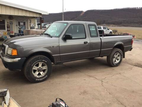 2004 Ford Ranger for sale at Troys Auto Sales in Dornsife PA