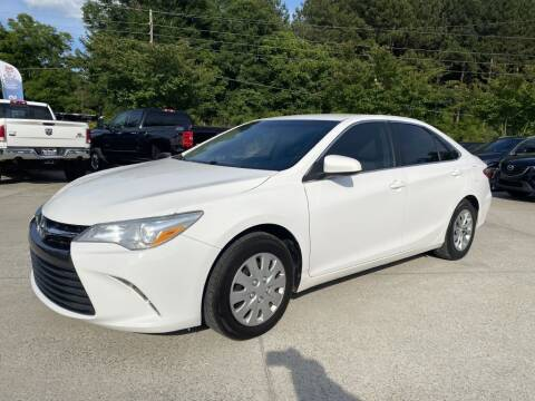 2015 Toyota Camry for sale at Auto Class in Alabaster AL