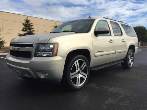 2007 Chevrolet Suburban for sale at 707 Motors in Fairfield CA