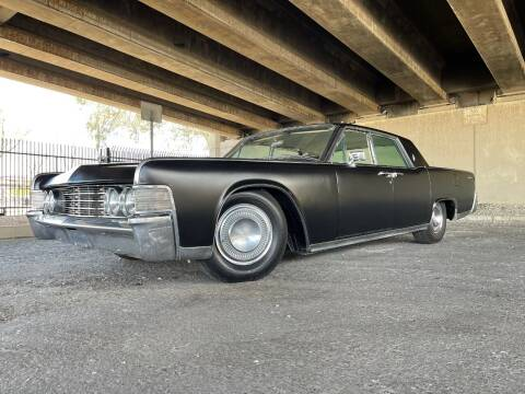 1965 Lincoln Continental for sale at MT Motor Group LLC in Phoenix AZ