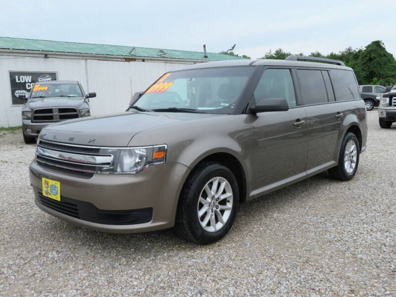 2013 Ford Flex for sale at Low Cost Cars in Circleville OH