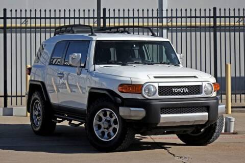2013 Toyota FJ Cruiser for sale at Schneck Motor Company in Plano TX