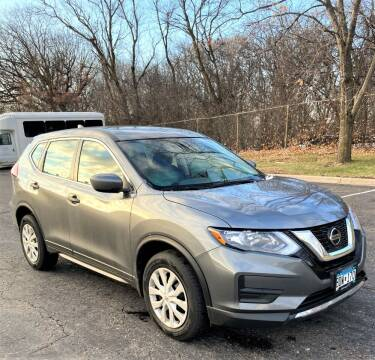 2018 Nissan Rogue for sale at SYNERGY MOTOR CAR CO in Maplewood MN