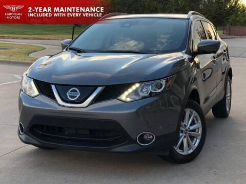 2019 Nissan Rogue Sport for sale at European Motors Inc in Plano TX