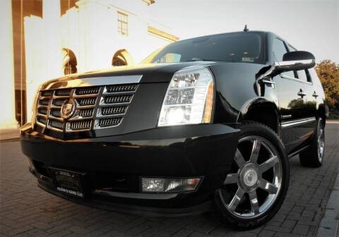 2008 Cadillac Escalade for sale at Kevin's Kars LLC in Richmond VA