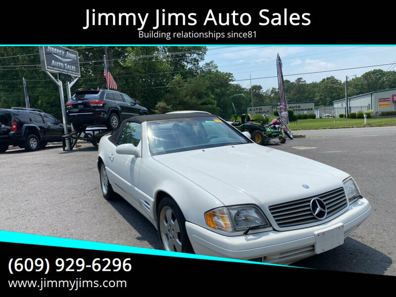 1999 Mercedes-Benz SL-Class for sale at Jimmy Jims Auto Sales in Tabernacle NJ