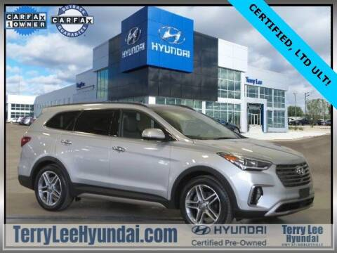 2017 Hyundai Santa Fe for sale at Terry Lee Hyundai in Noblesville IN