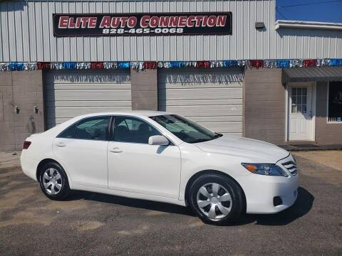 2011 Toyota Camry for sale at Elite Auto Connection in Conover NC