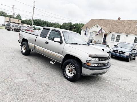 2001 Chevrolet Silverado 1500 for sale at New Wave Auto of Vineland in Vineland NJ