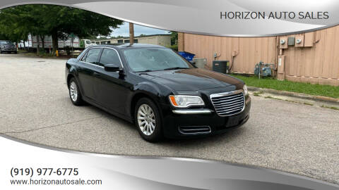 2013 Chrysler 300 for sale at Horizon Auto Sales in Raleigh NC