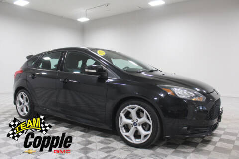 2013 Ford Focus for sale at Copple Chevrolet GMC Inc in Louisville NE