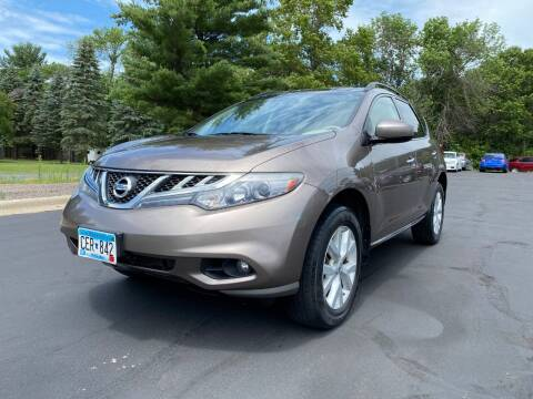 2011 Nissan Murano for sale at Northstar Auto Sales LLC in Ham Lake MN