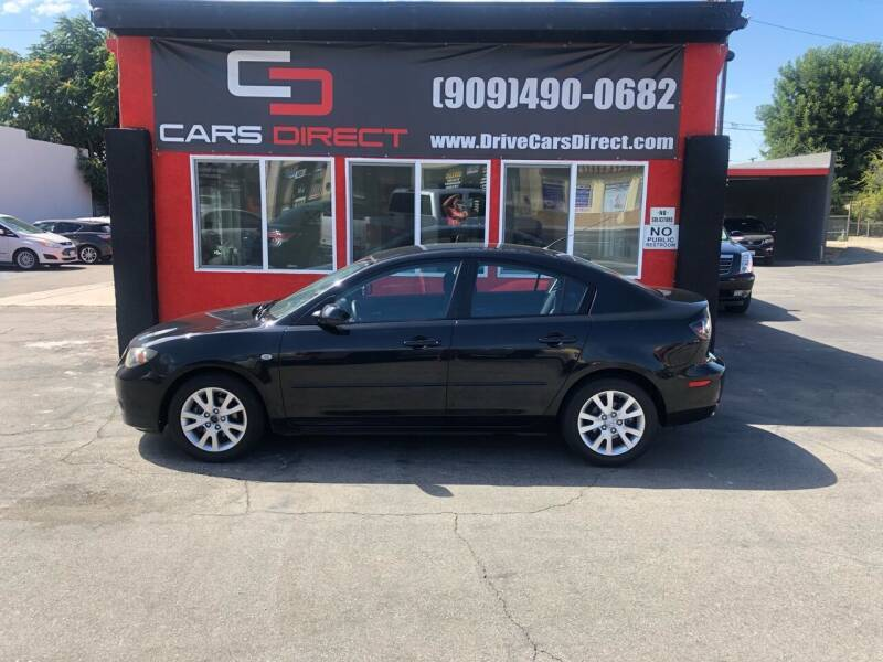 2007 Mazda MAZDA3 for sale at Cars Direct in Ontario CA