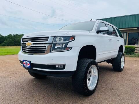2015 Chevrolet Tahoe for sale at JC Truck and Auto Center in Nacogdoches TX