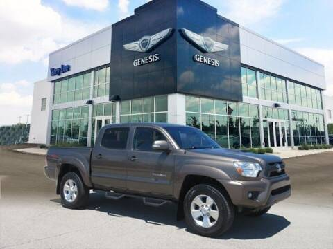 2014 Toyota Tacoma for sale at Terry Lee Hyundai in Noblesville IN
