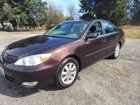 2003 Toyota Camry for sale at TOP Auto BROKERS LLC in Vancouver WA