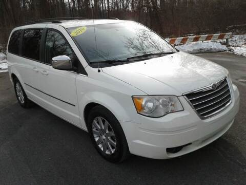 2010 Chrysler Town and Country for sale at ELIAS AUTO SALES in Allentown PA