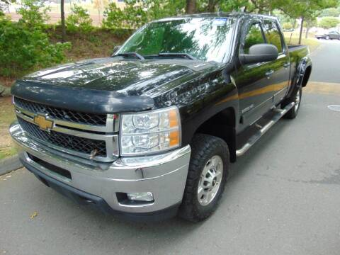 2011 Chevrolet Silverado 2500HD for sale at LA Motors in Waterbury CT