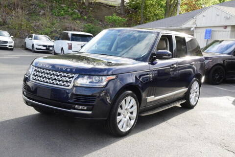 2014 Land Rover Range Rover for sale at Automall Collection in Peabody MA