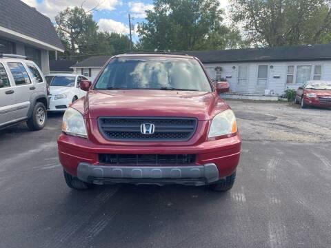 2003 Honda Pilot for sale at CARLUX in Fortville IN