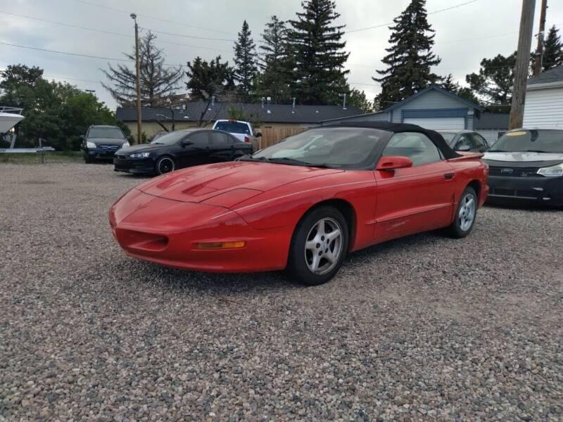 1997 Pontiac Firebird for sale at DK Super Cars in Cheyenne WY
