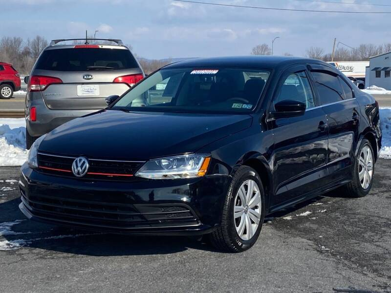 2017 Volkswagen Jetta for sale at Clear Choice Auto Sales in Mechanicsburg PA