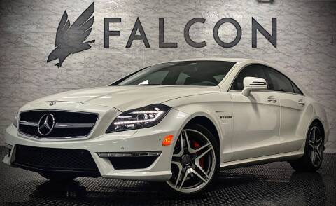 2014 Mercedes-Benz CLS for sale at FALCON AUTO BROKERS LLC in Orlando FL