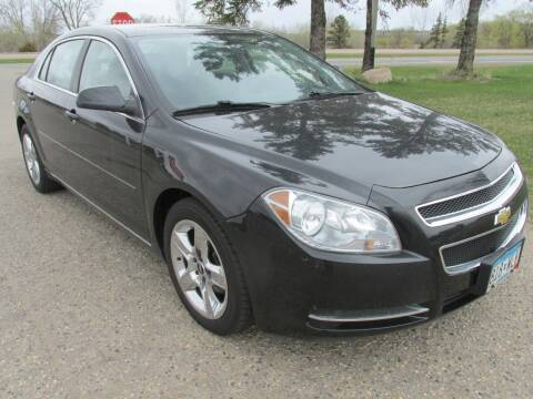 2010 Chevrolet Malibu for sale at Buy-Rite Auto Sales in Shakopee MN